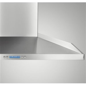 Electrolux 36-in 600 CFM Wall-Mounted Range Hood (Stainless Steel)