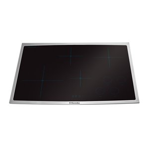 Electrolux 30-in 4-Element Smooth Surface Induction Cooktop (Stainless Steel) ENERGY STAR