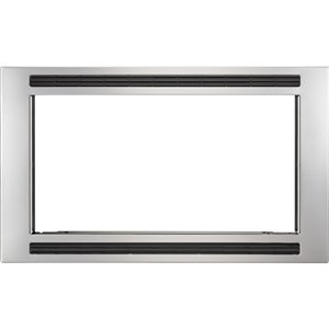 Frigidaire 30-in Microwave Trim Kit (Stainless Steel)
