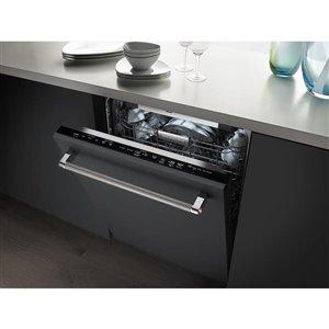 KitchenAid 24-in 44-Decibel Built-in Dishwasher with Hidden Control Panel (Custom Panel Ready) ENERGY STAR
