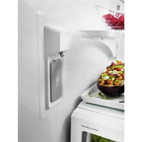 KitchenAid KRFC302ESS KRFC302ESS 22 Cu.Ft Stainless Steel 3 Door French Door Refrigerator