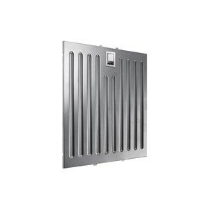 Samsung 36-in 600 CFM Wall-Mounted Range Hood (Black Stainless Steel)