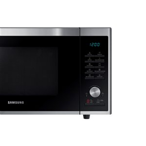 Samsung 1.1 cu-ft 900-Watt Countertop Convection Microwave (Stainless Steel)