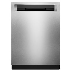 KitchenAid 44-Decibel Filtration Built-In Dishwasher (Fingerprint-Resistant Stainless) (Common: 24-in; Actual: 23.87-in) ENERGY STAR
