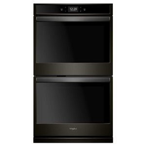 Whirlpool 30 In Self Cleaning Convection Double Electric