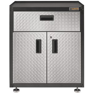 Gladiator Series Name 28-in W x 31-in H x 18-in D Steel Freestanding Garage Cabinet