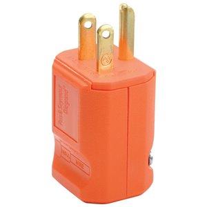 Pass & Seymour/Legrand 3-Wire Grounding Plug
