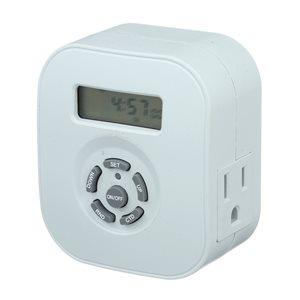 Westek Digital Residential Plug-In Timer