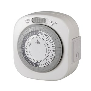 Westek Mechanical Residential Plug-In Timer