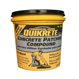 QUIKRETE 1-qt Concrete Patching Compound