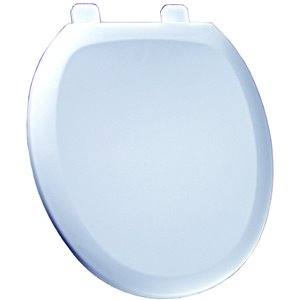 American Standard Cadet Plastic Slow-Close Toilet Seat