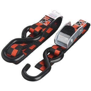 Secure Tite 1-in x 8-ft Cam Buckle Tie Down