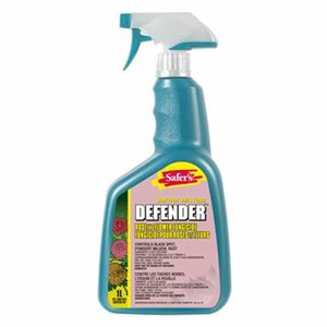 33.814-oz SaferS Defender 1 Litre Ready to Use Rose & Flower Spray Liquid