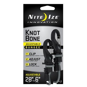 Nite Ize #5 KnotBone Adjustable Bungee