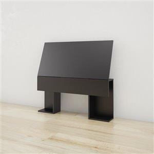 Nexera Twin Size Headboard Black