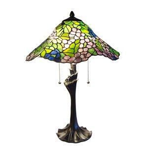"Fine Art Lighting Ltd. Tiffany Table Lamp - 16"" x 23"""