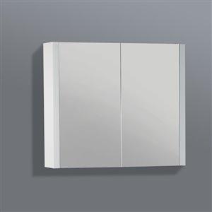 GEF Selena Medicine Cabinet, 30-in White