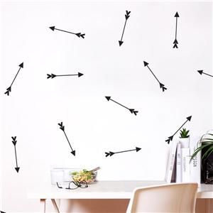ADzif Cupidon 10-in x 1.50- in Peel and Stick Wall Decal