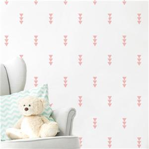 ADzif Swift Arrows 1.50- in x 4- in Peel and Stick Wall Decal