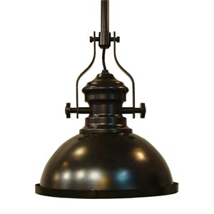 Fine Art Lighting Ltd. Restoration Style Vintage Bronze Pendant Light