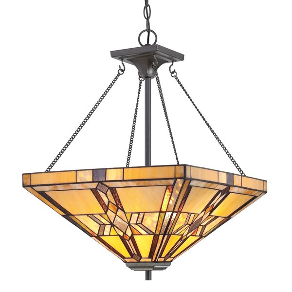 Fine Art Lighting Ltd Tiffany Style Pendant Light