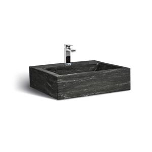 Unik Stone Sink - Limestone - 24-in