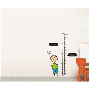 ADzif Piccolo Watch Me Grow Wall Decal - Green