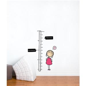 ADzif Piccolo Watch Me Grow Wall Decal - Pink