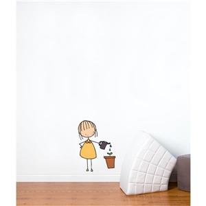 ADzif Piccolo Drops of Love Wall Decal