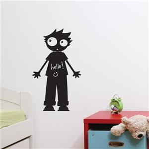 ADzif Eliot Chalkboard Wall Decal - 1.7' x 3.3'