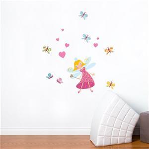 ADzif Princess Luna Wall Decal - 2.7' x 3'