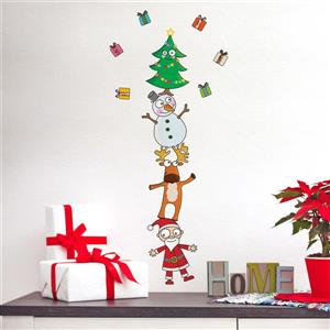 ADzif Christmas Wall Decal - It's Christmas!  - 1.5' x 3.5'