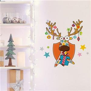 ADzif Christmas Wall Decal - A Gift for You - 1.8' x 1.8'