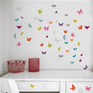 ADzif Samara Wall Decal - 3.6' x 2.8'