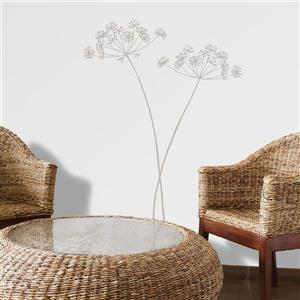 ADzif Solenzara Wall Decal - 3.1' x 3.9'