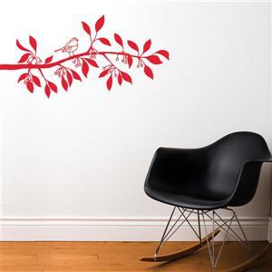 ADzif Ramatuelle Wall Decal - 3.1' x 1.4'