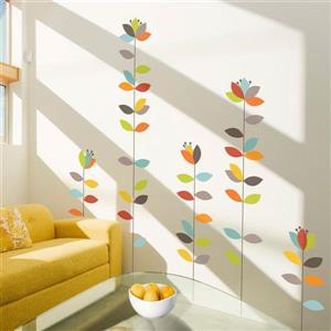 ADzif Bloemendaal Wall Decal - 4.8' x 4.5'