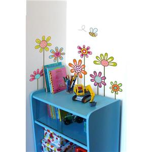 ADzif Rural 2.8- in x 3.2- in Wall Decal for Kids