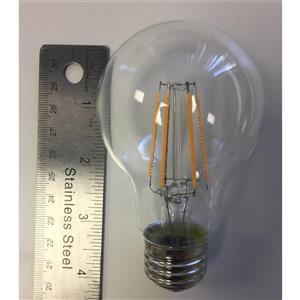 TorontoLed Bulb - A19 - 6 W - 5000 K - 6-pack