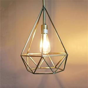 P.W. Design Saturn 12-In Antique Brass Metal 1-Light Pendant