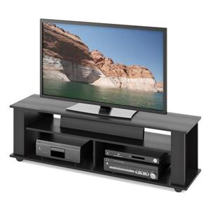 CorLiving Bakersfield Ravenwood Black TV Stand for TVs up to 65 inches
