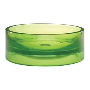Incandescence Round Resin Vessel Sink