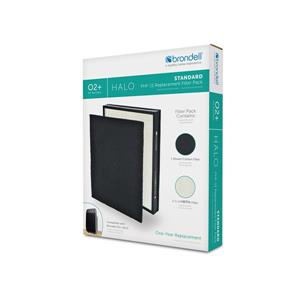 Brondell O2+ Halo Filter Replacement Pack