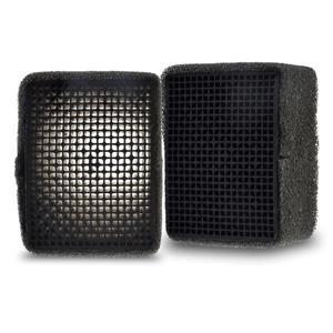 Brondell Swash 1400 Deodorant Cartdridge 1.2-in x 1.68-in Black