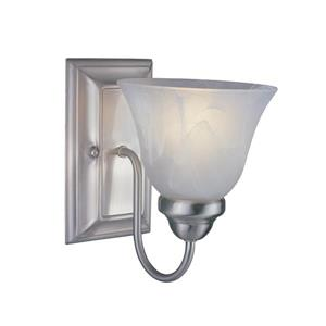 Z-Lite Lexington Brushed Nickel Wall Sconce