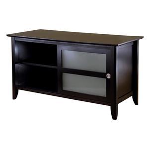 Winsome Wood Syrah Espresso TV Stand