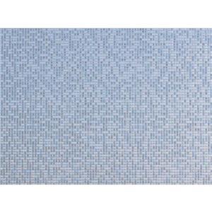 "Brewster Wallcovering Cubix Sidelight Premium Film - 11.5"" x 78"""