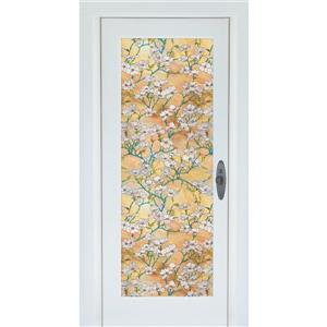 "Brewster Wallcovering Dogwood Door Premium Film - 35.25"" x 78"""
