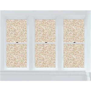 "Brewster Wallcovering Brushstrokes Window Premium Film - 24"" x 47"""