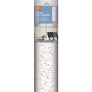 WallPops Dots Premium Window Film - 17.71-in x 70.86-in